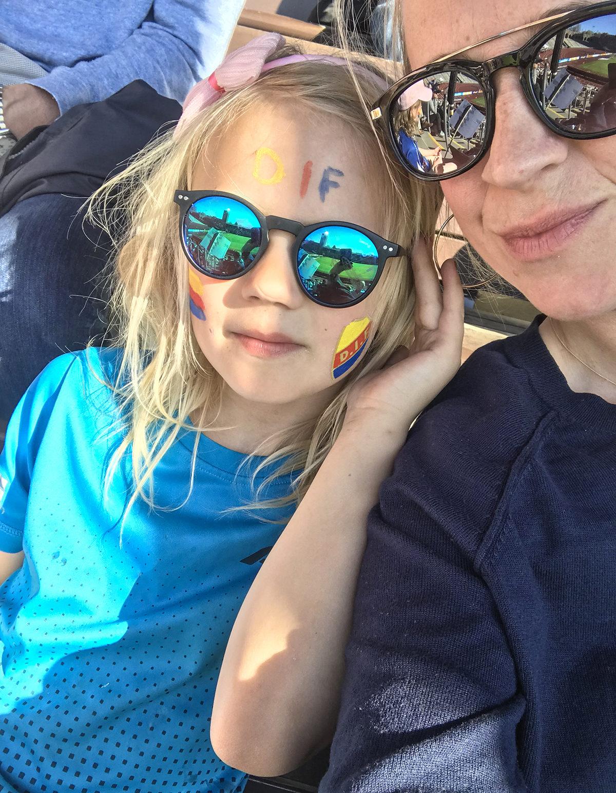 Stockholm med barn julia