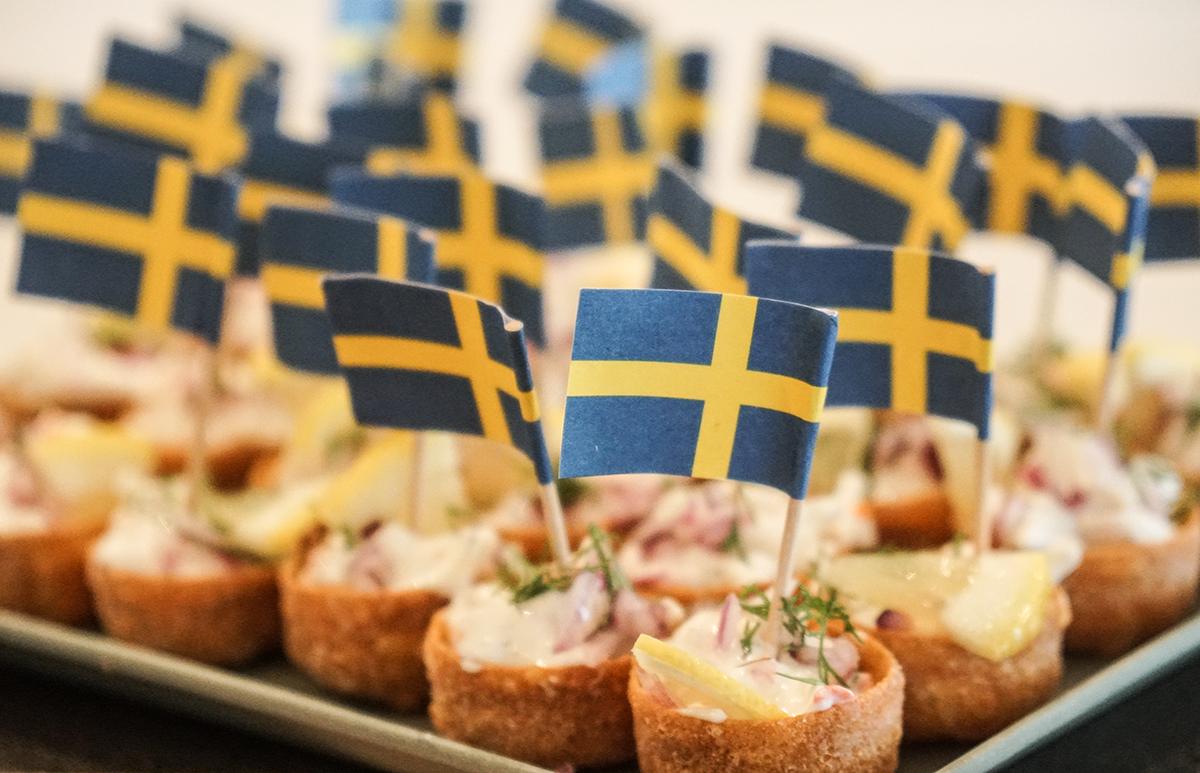 svensk middag