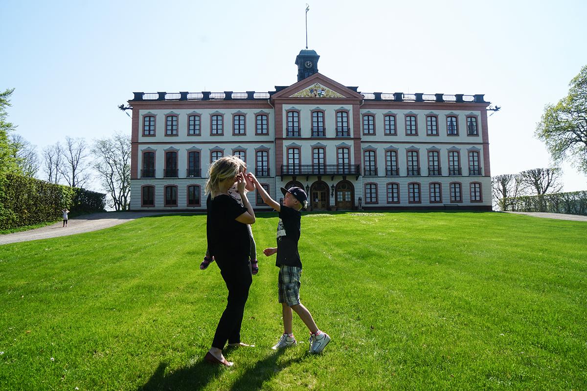 Tullgarns slott för barnfamiljer