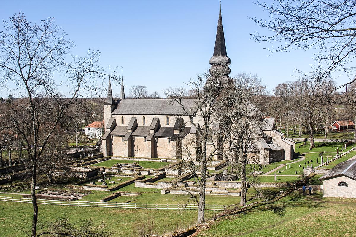 varnhem klosterkyrka skara