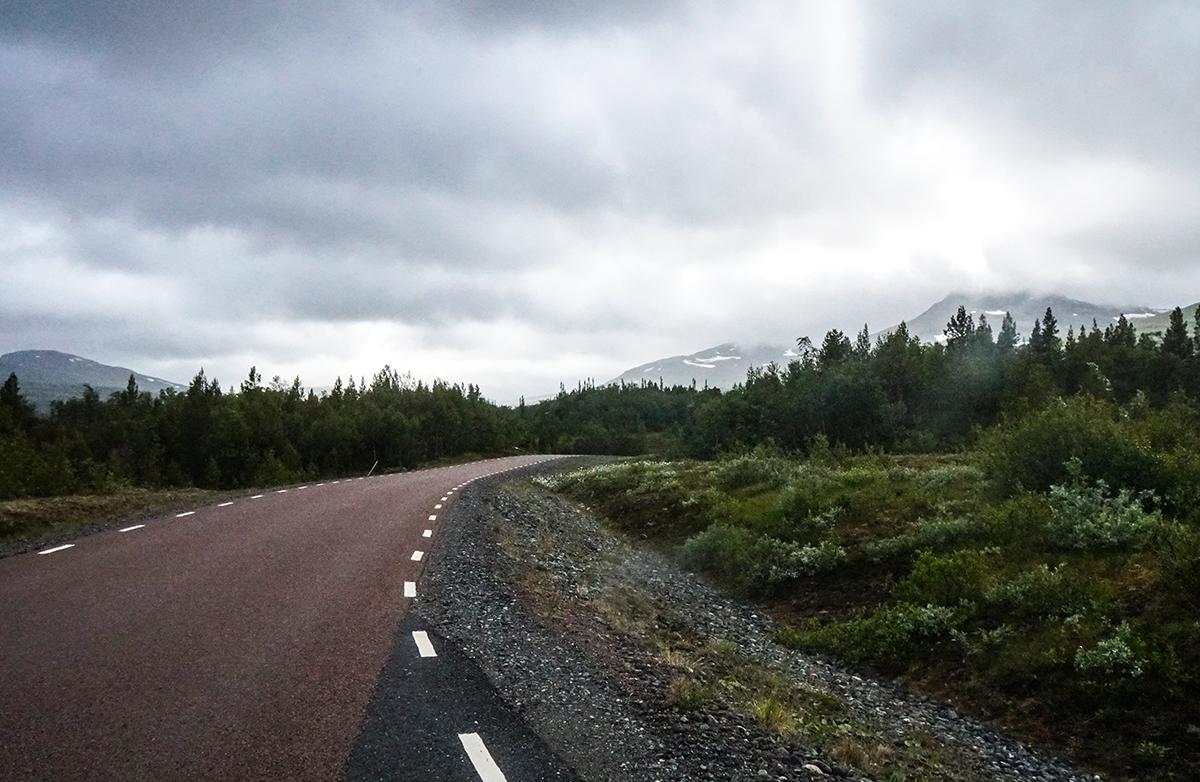familjesemester Åre roadtrip