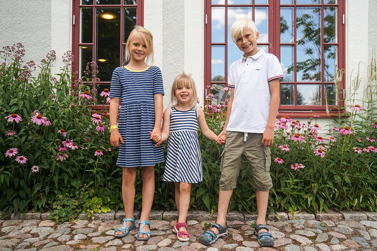 familjesemester i Sverige Astrid lindgrens värld