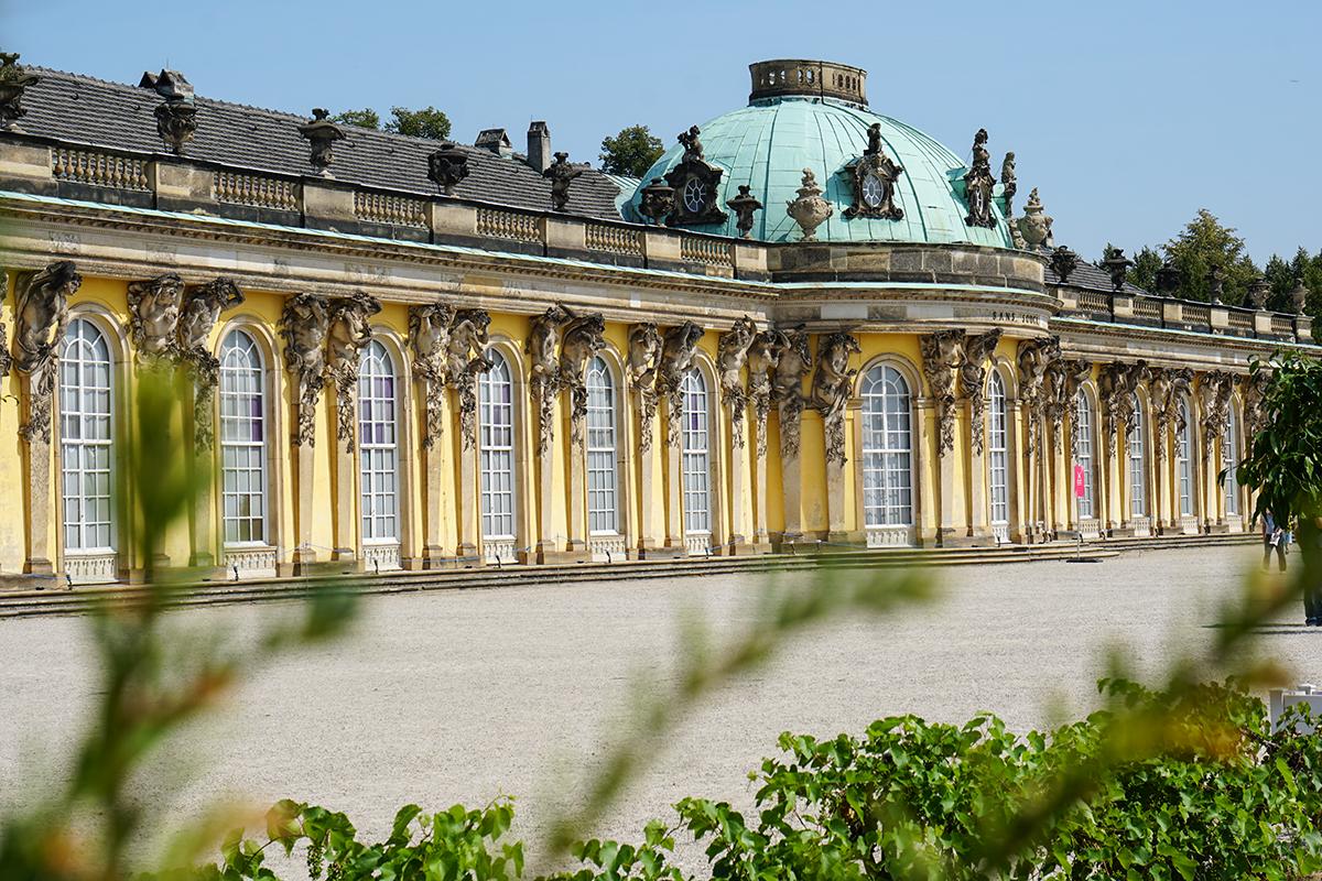 att göra i Berlin Potsdam