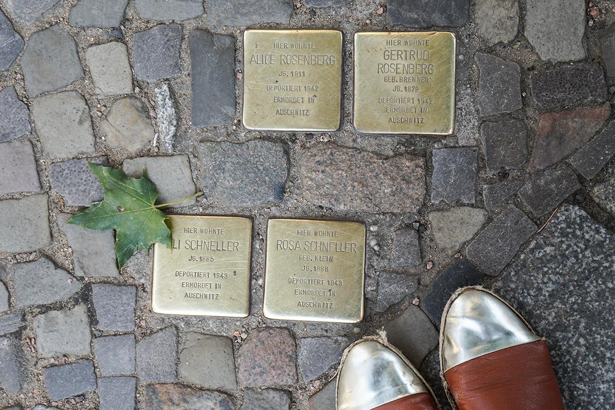 ett dygn i Berlin