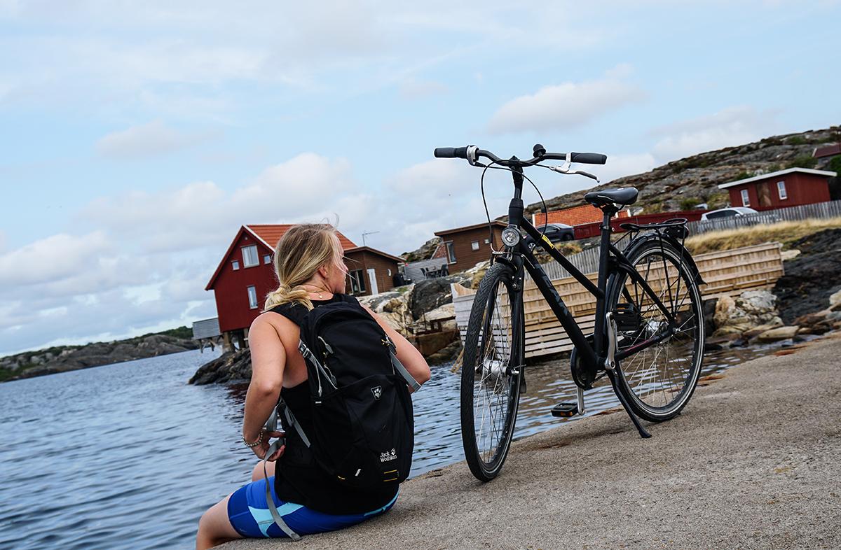 cykla skaftö