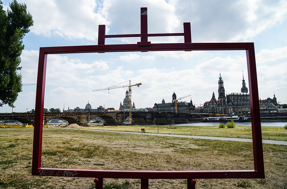 att göra i Dresden