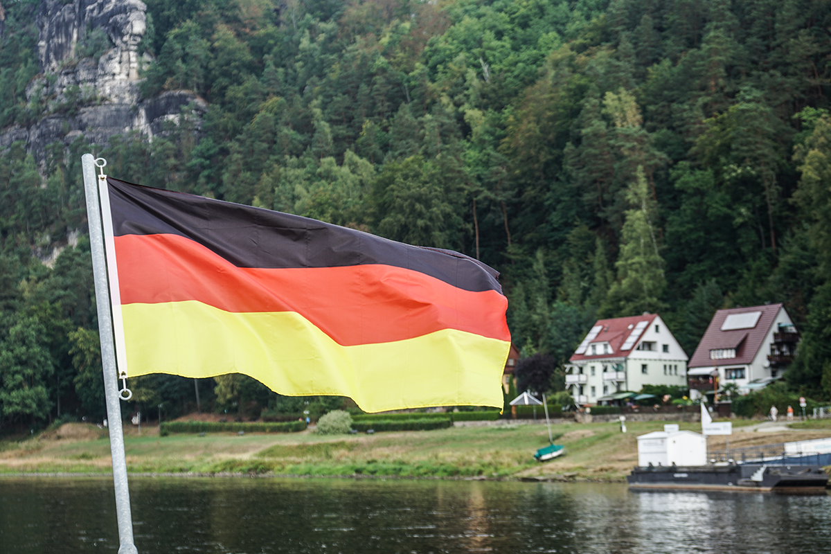 vandra i tyskland