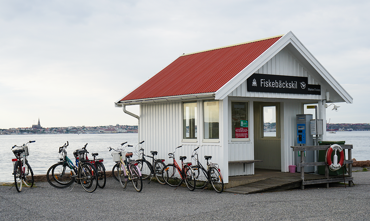 Fiskebäckskil hållplats