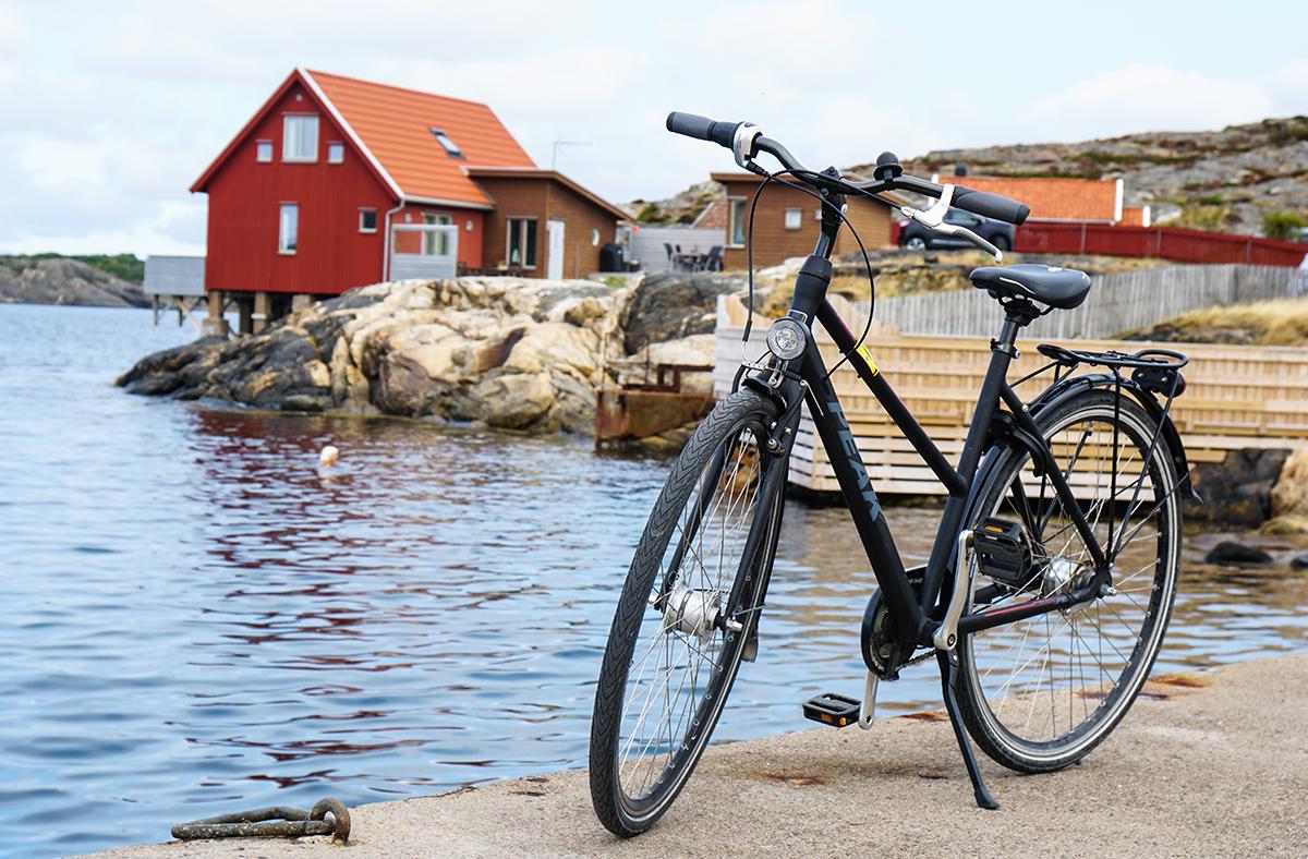 skaftö cykel