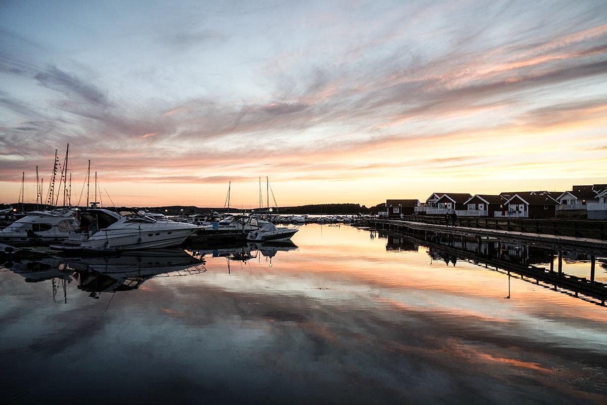 tanumstrand Bohuslän