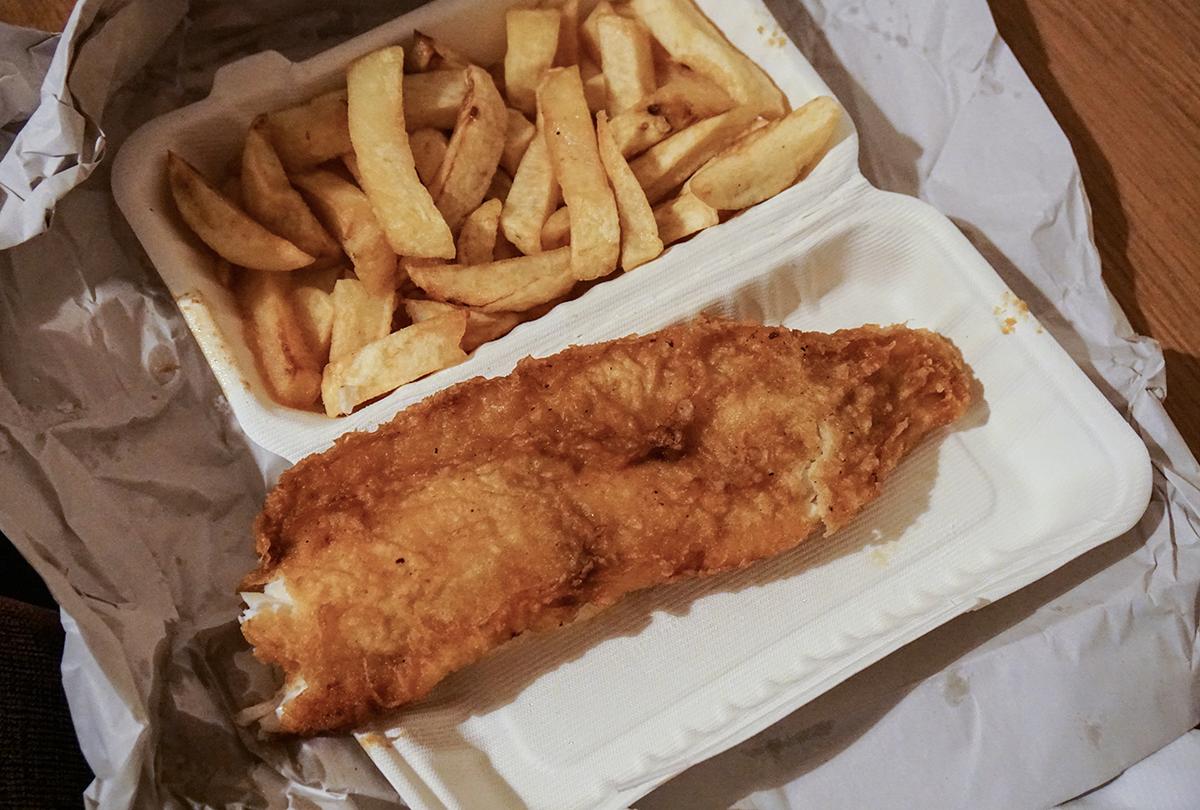 mat i Skottland