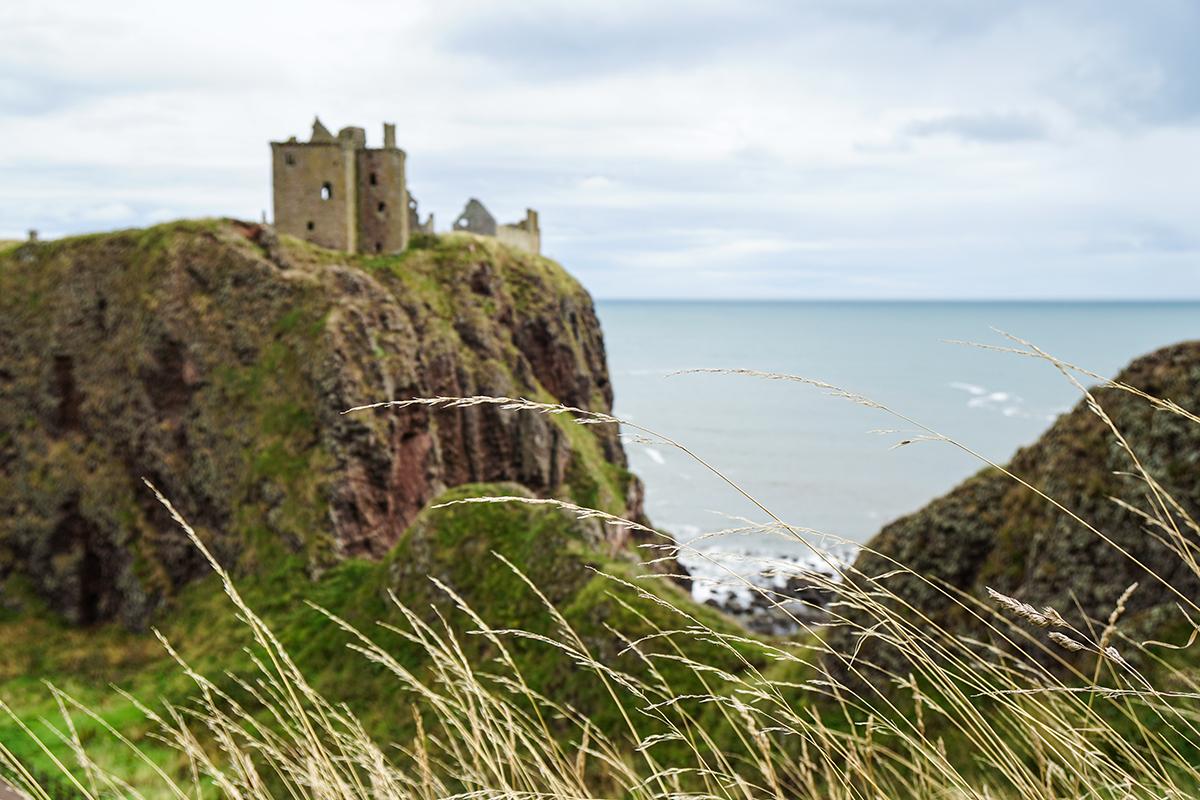 dunottar castle Stonehaven