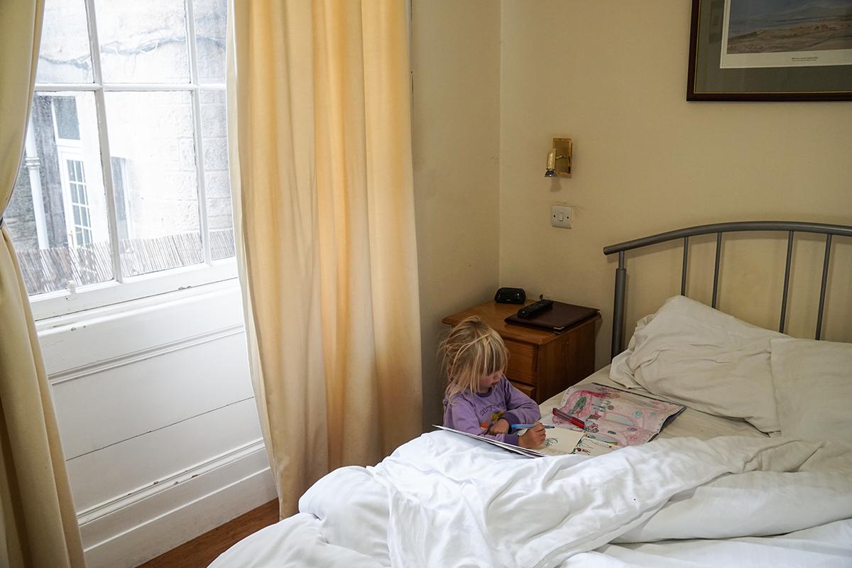Att resa med sitt barn (och när allt går i lås)