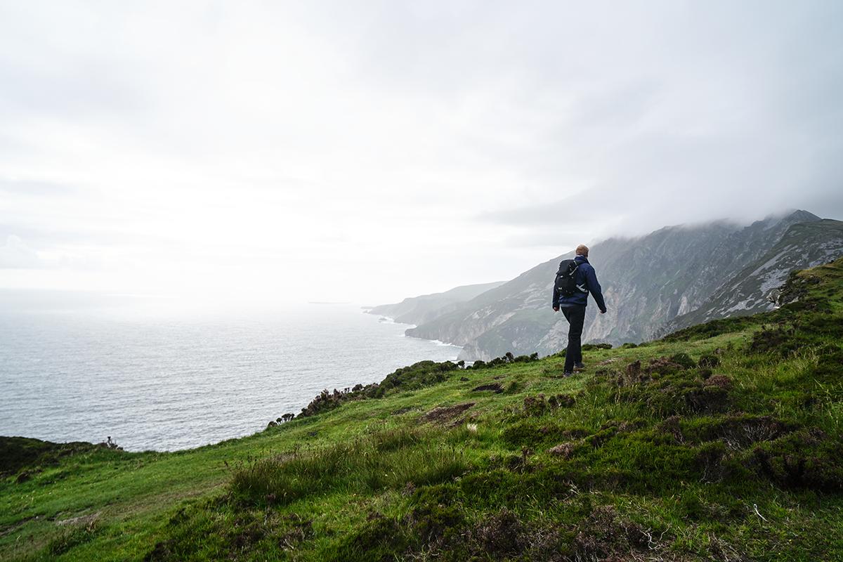 vandra på irland