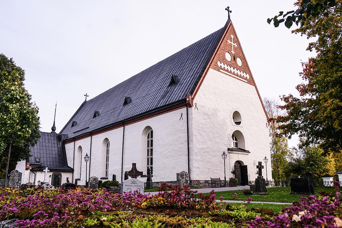 umeå backens kyrka