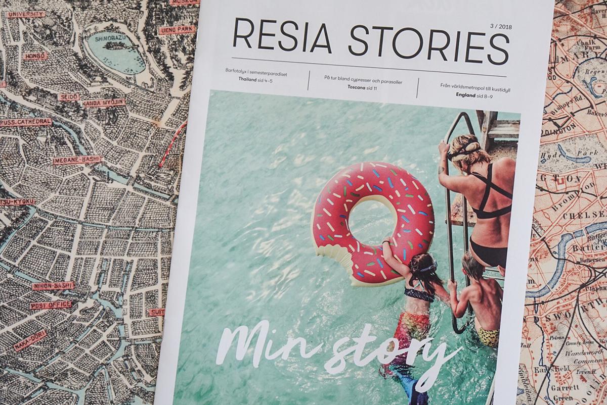 resia stories
