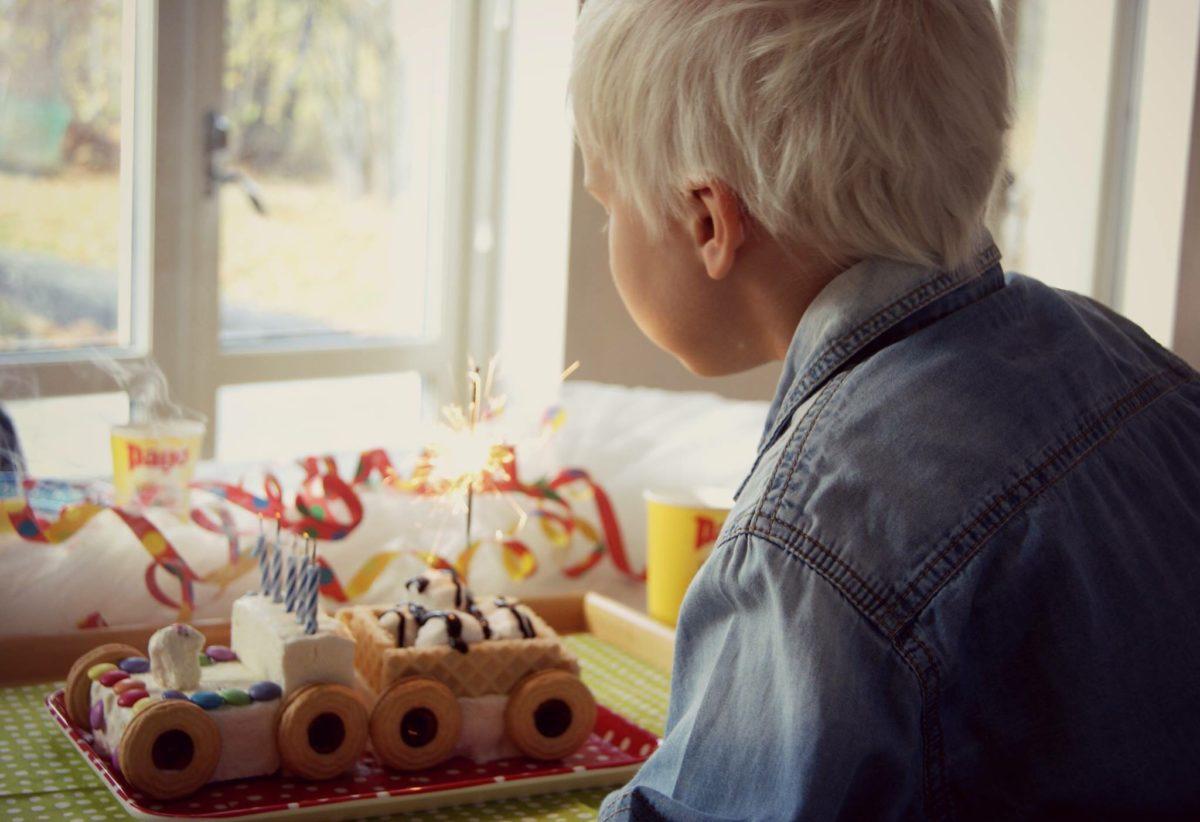 tårta för barn