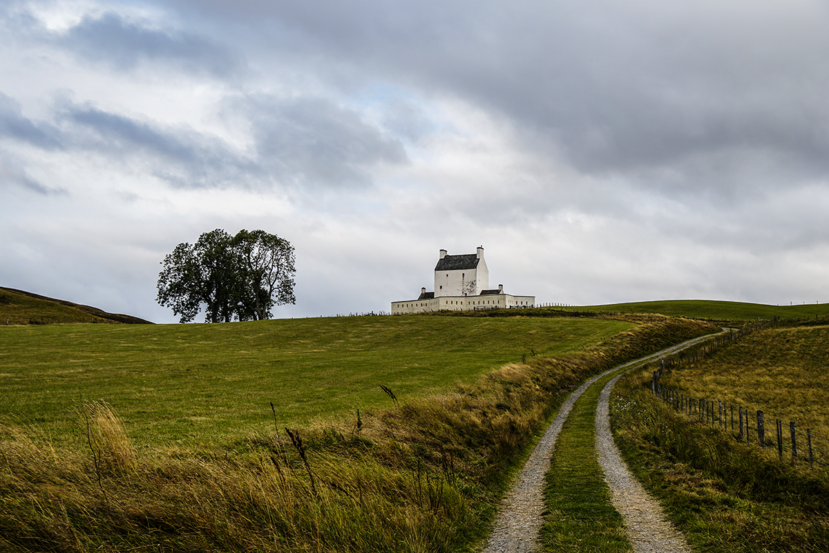 corgarff castle the highlands