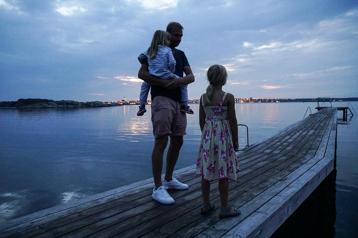 Att resa till Bohuslän: en återkommande sommartradition