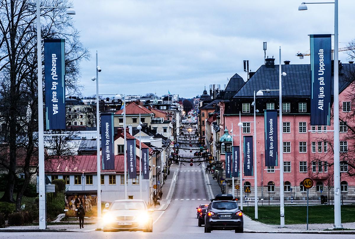 tips om Uppsala