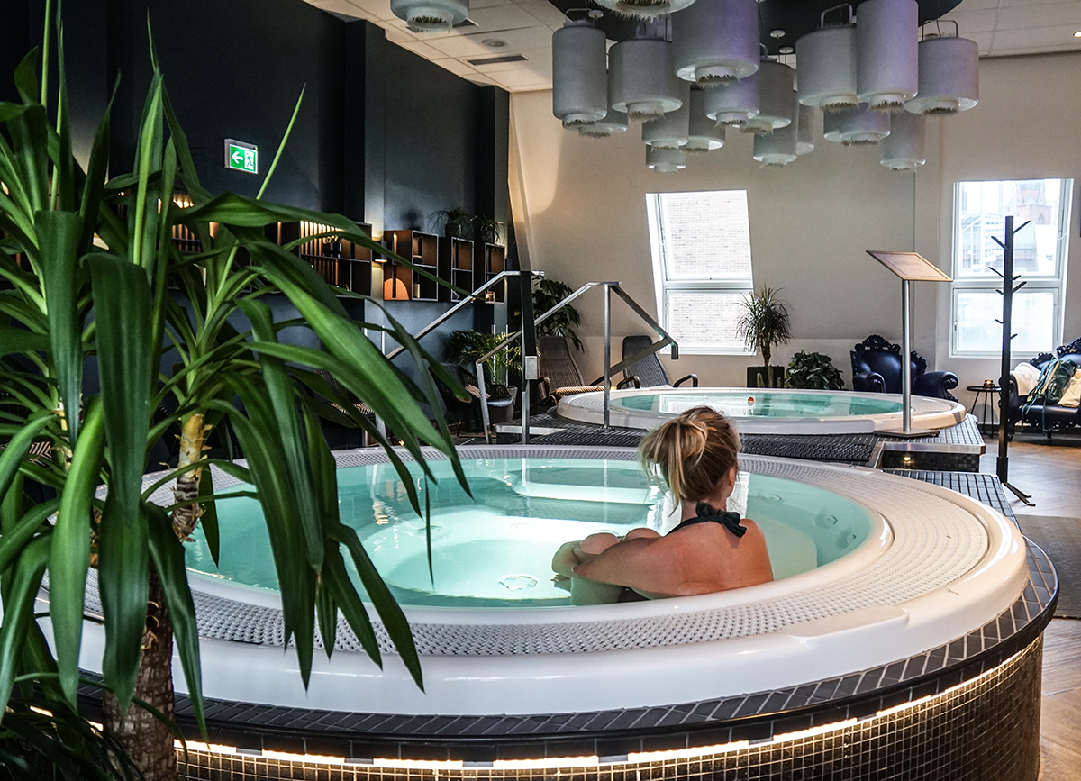 selma city spa Uppsala
