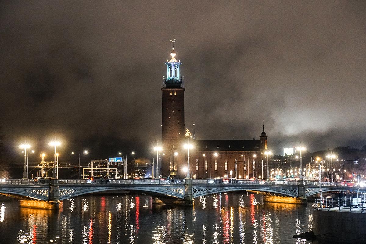 jullov i Stockholm