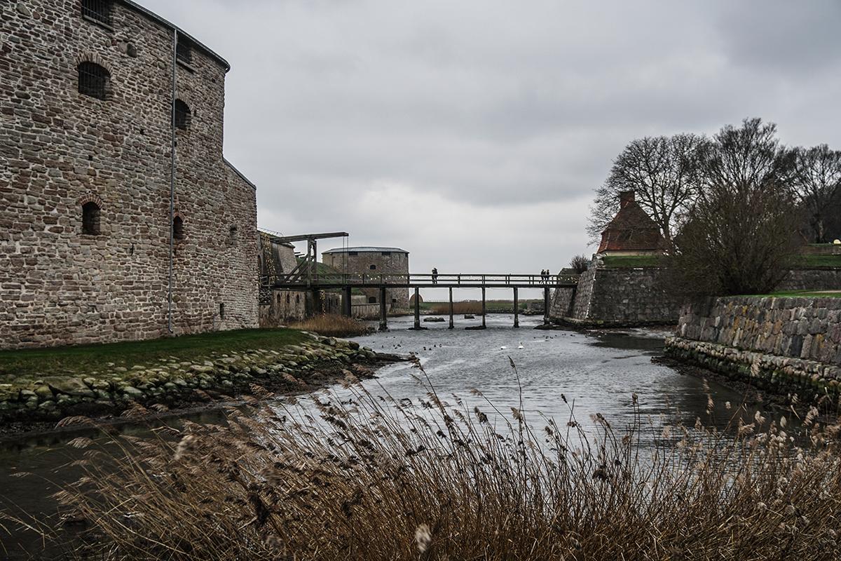 Kalmar Slott: julmässa och första helgen i advent