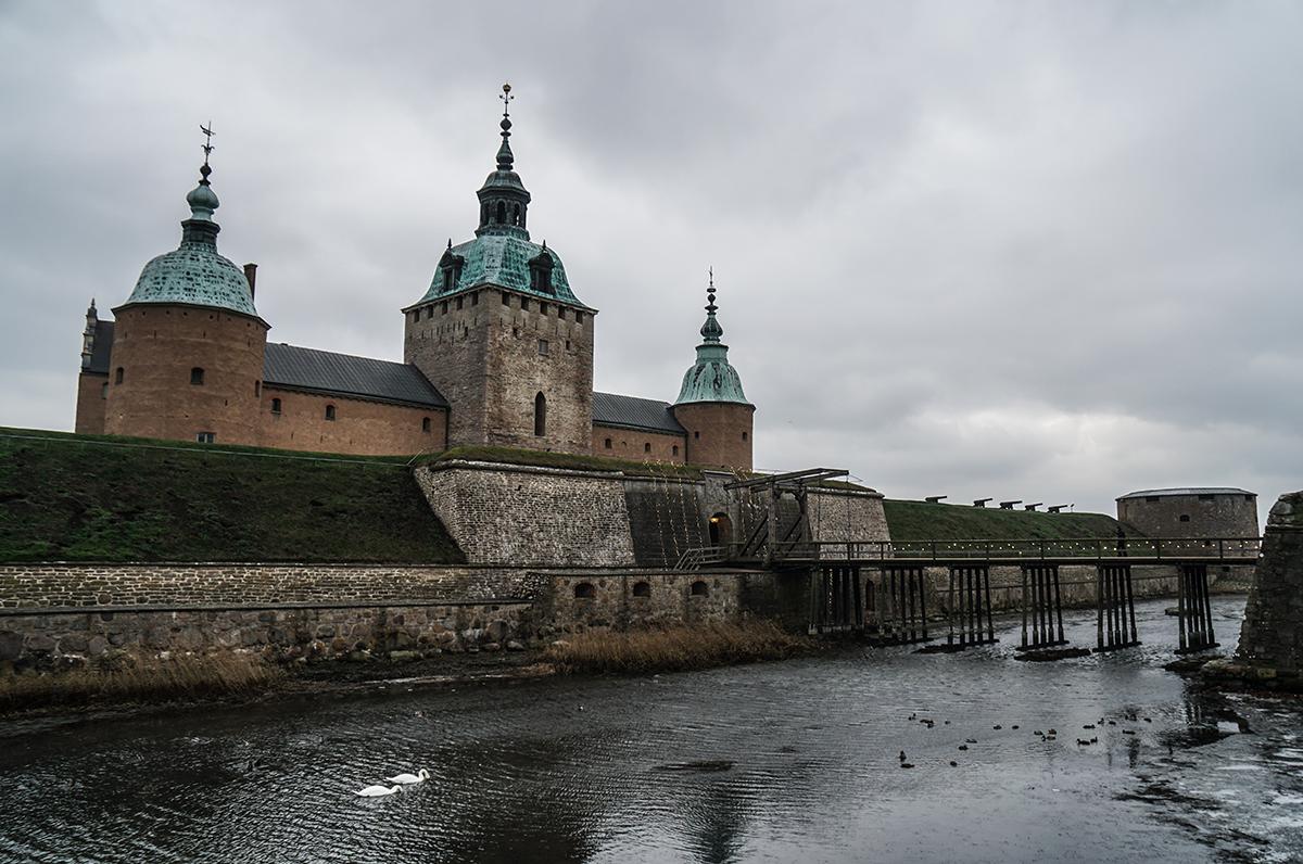 julmarknad kalmar slott