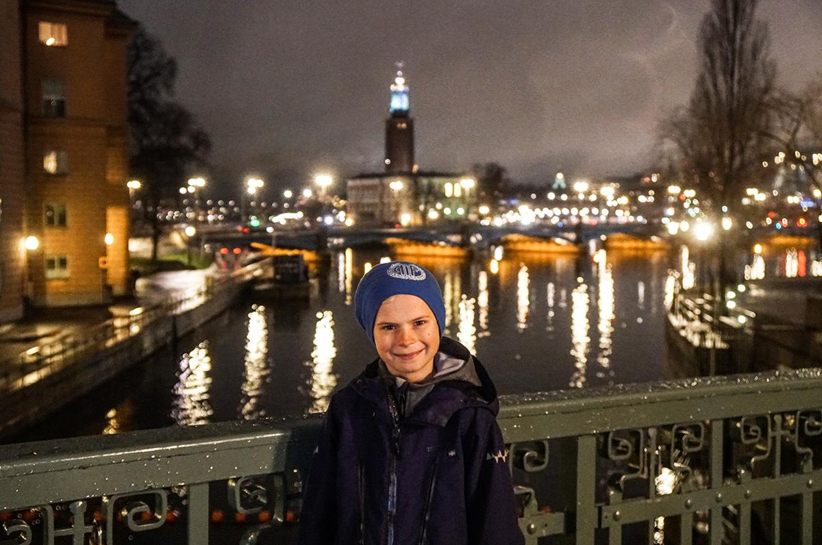 att göra med barn i Stockholm