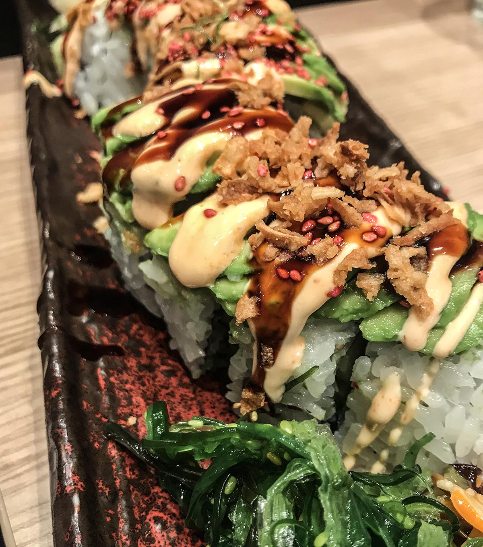 Stockholms godaste sushi