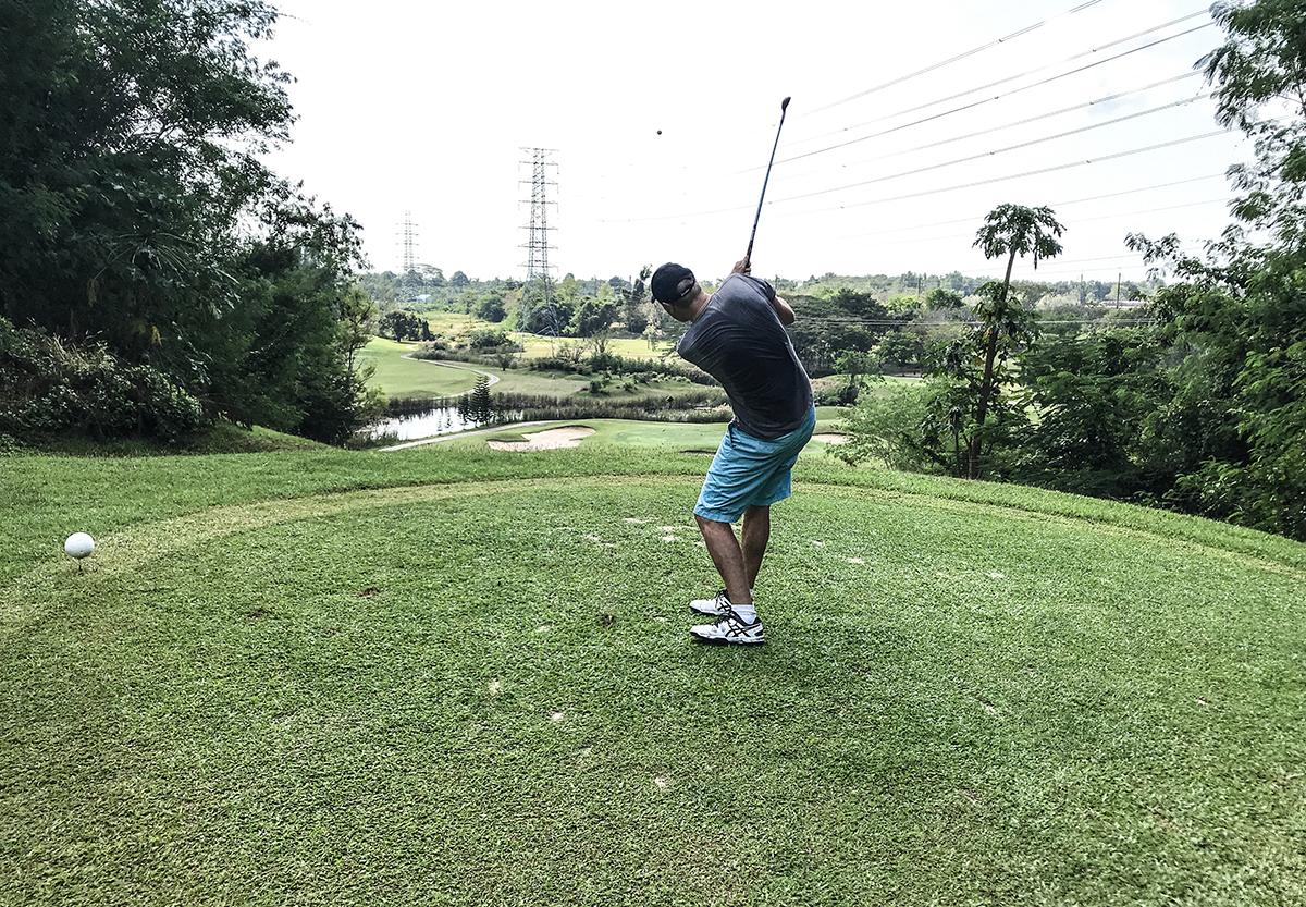 golf i krabi