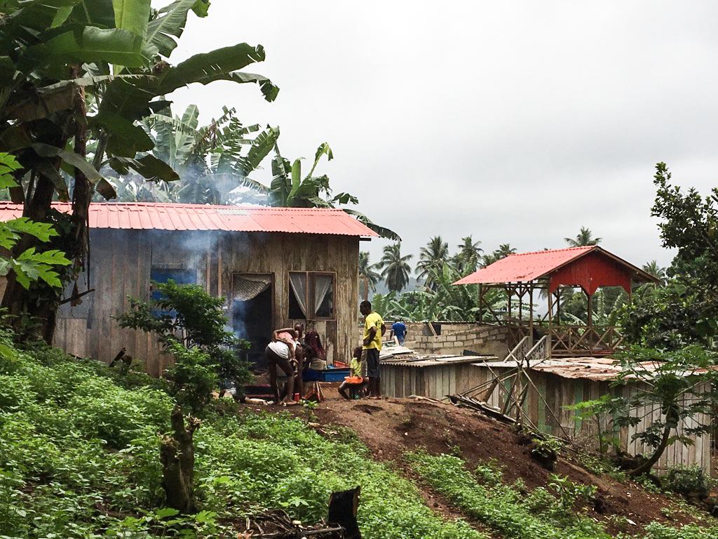att resa till São Tomé och Príncipe