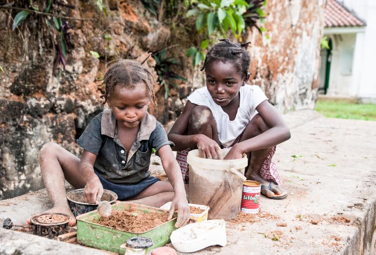 att resa till Sao Tomé och Príncipe