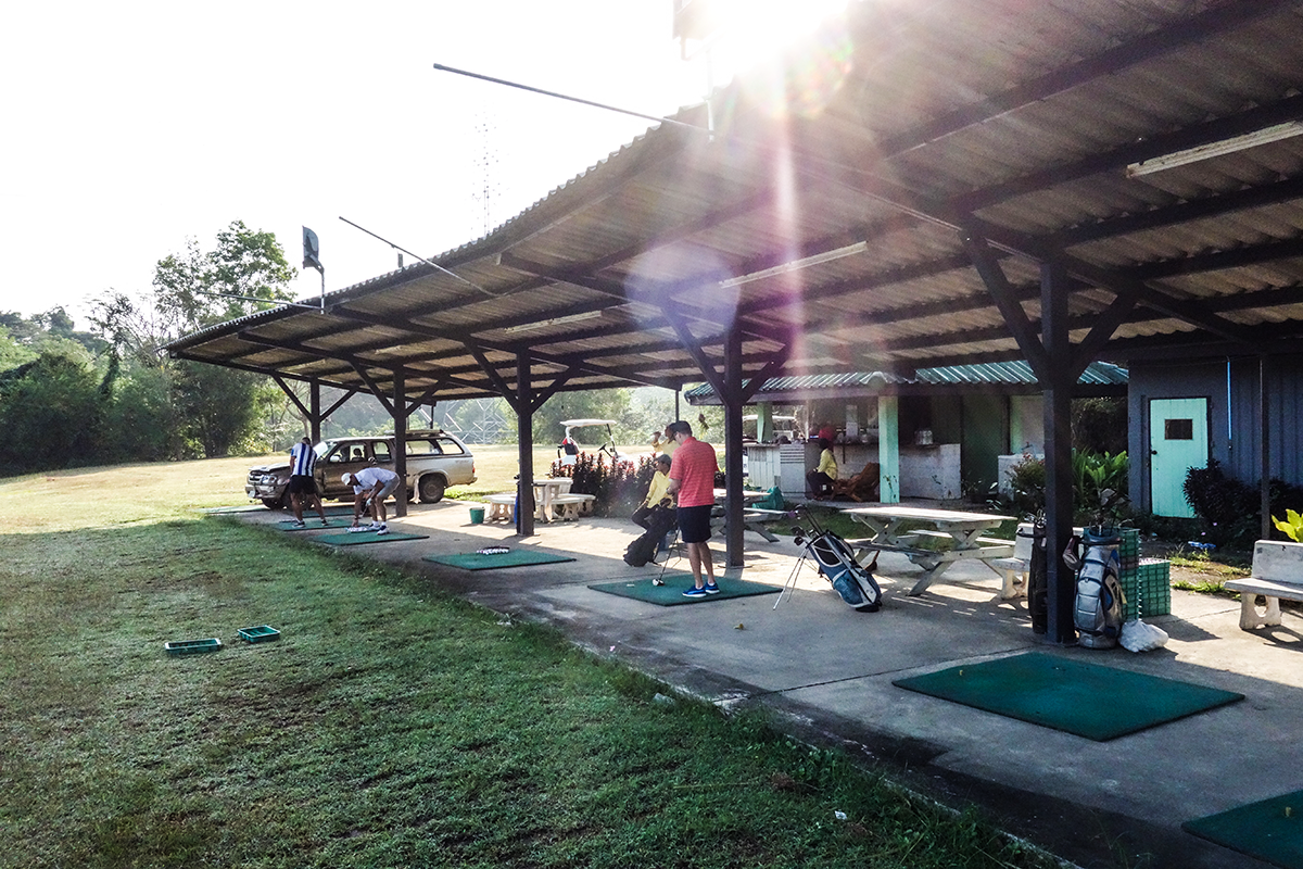 Golf i Krabi: Pakasai Country Club