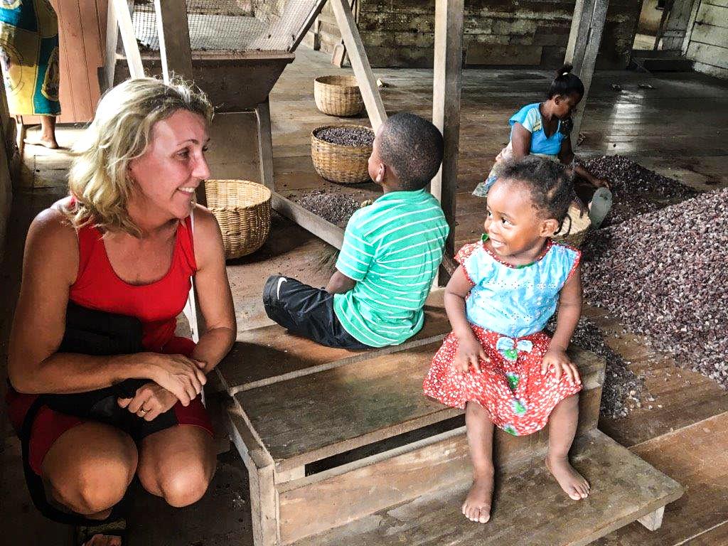 tips om att resa till Sao Tomé och Príncipe