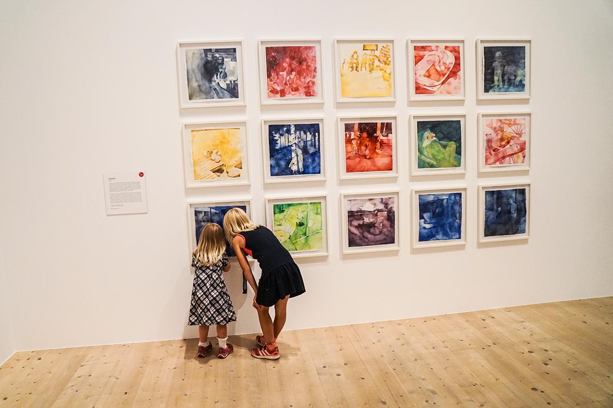 akvarellmuseet barn