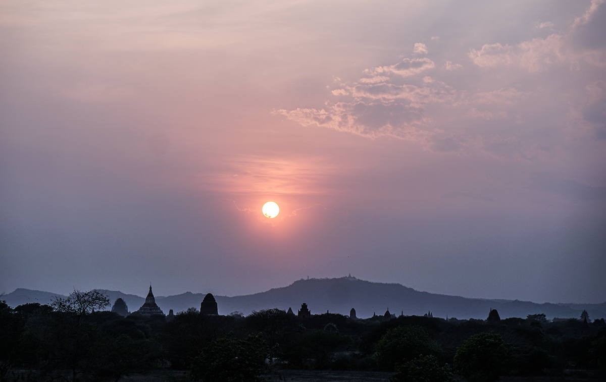 sunset hill bagan