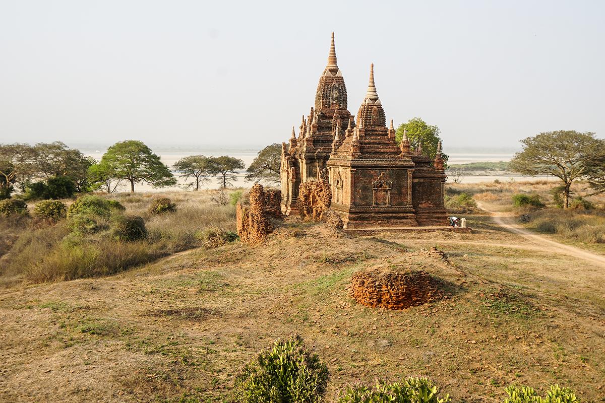 bagan pagoder