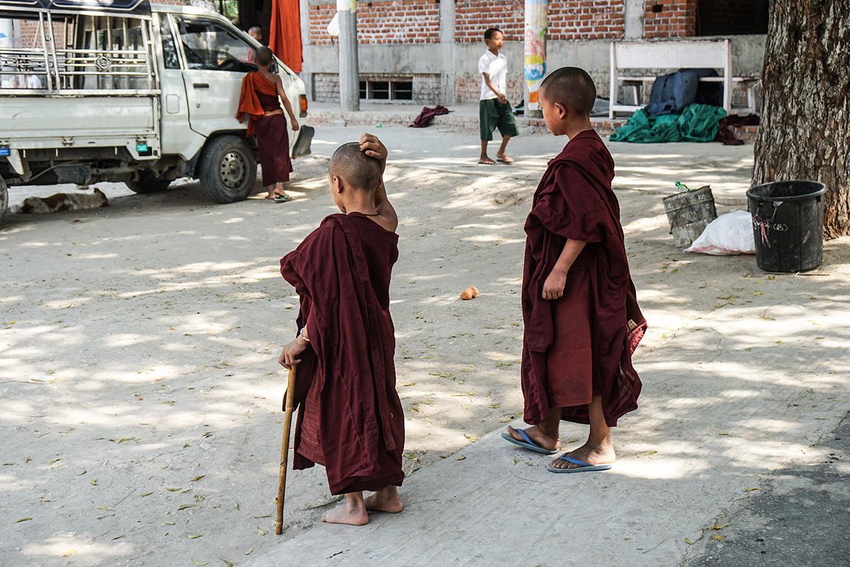 munkskola myanmar