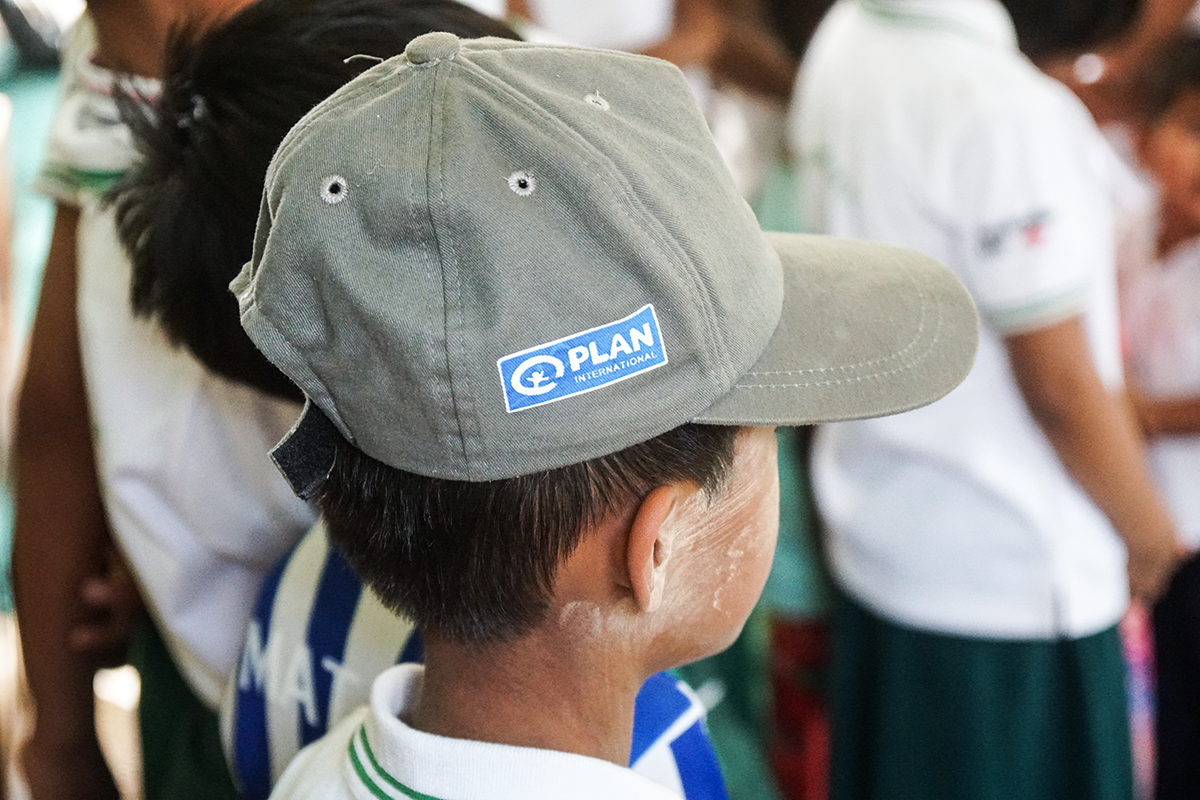 plan projekt Myanmar