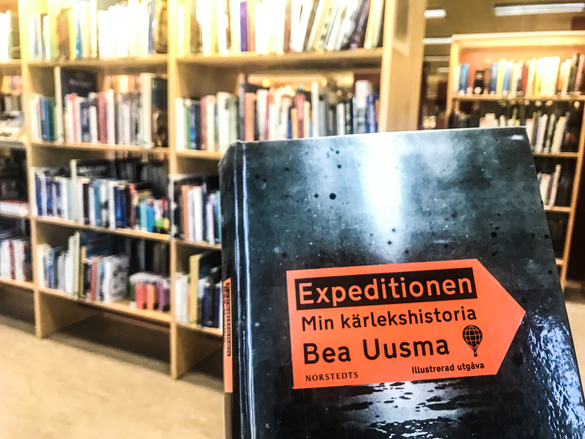 expeditionen bea uusma