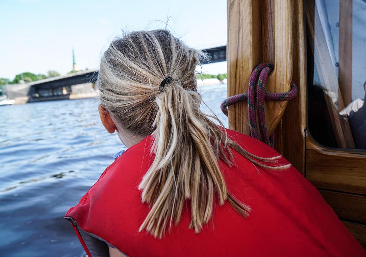 boat trip riga