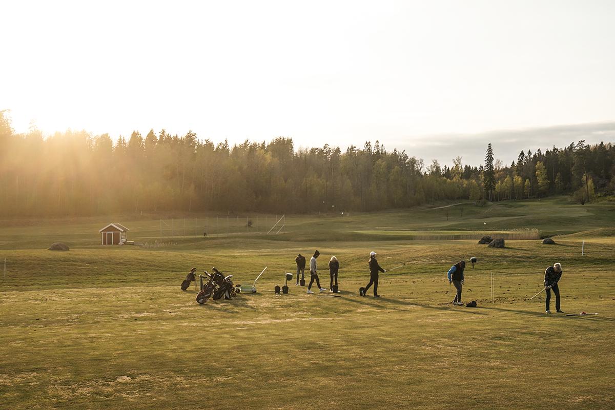 körunda hotell golf