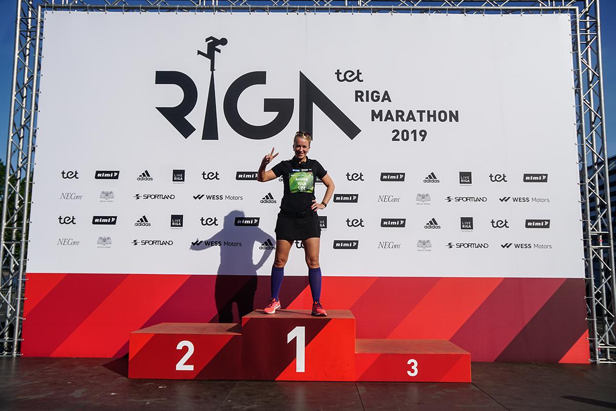 riga marathon start