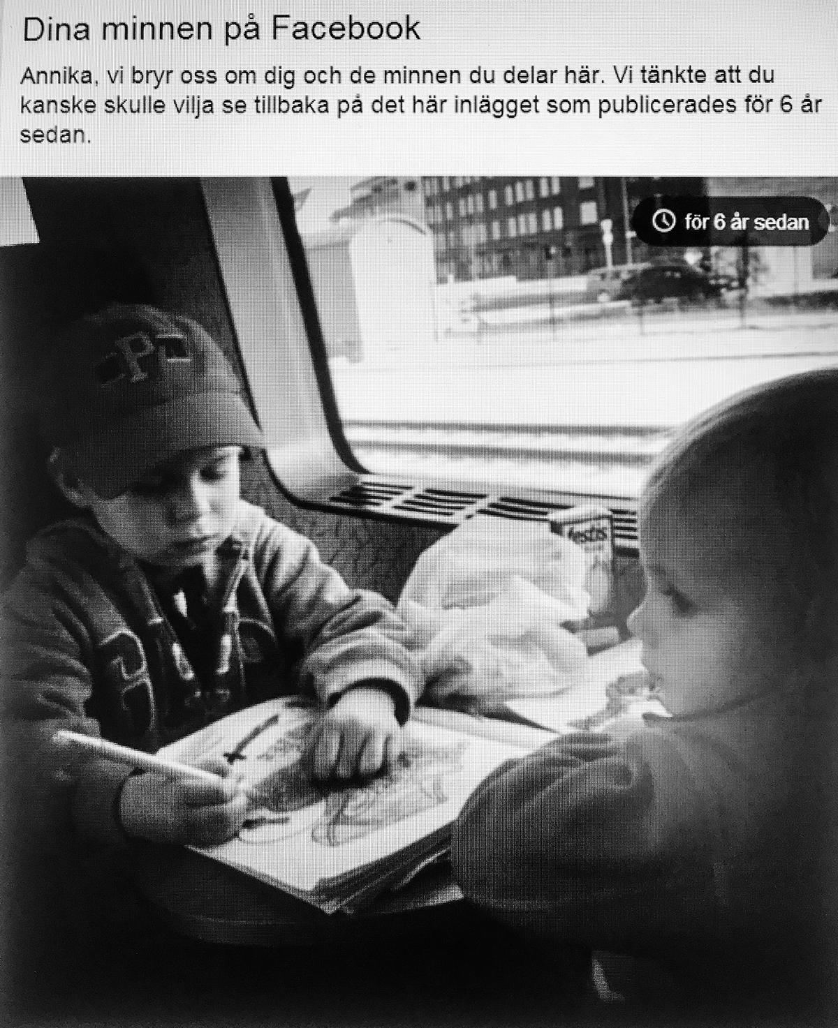 tåg i sverige med barn