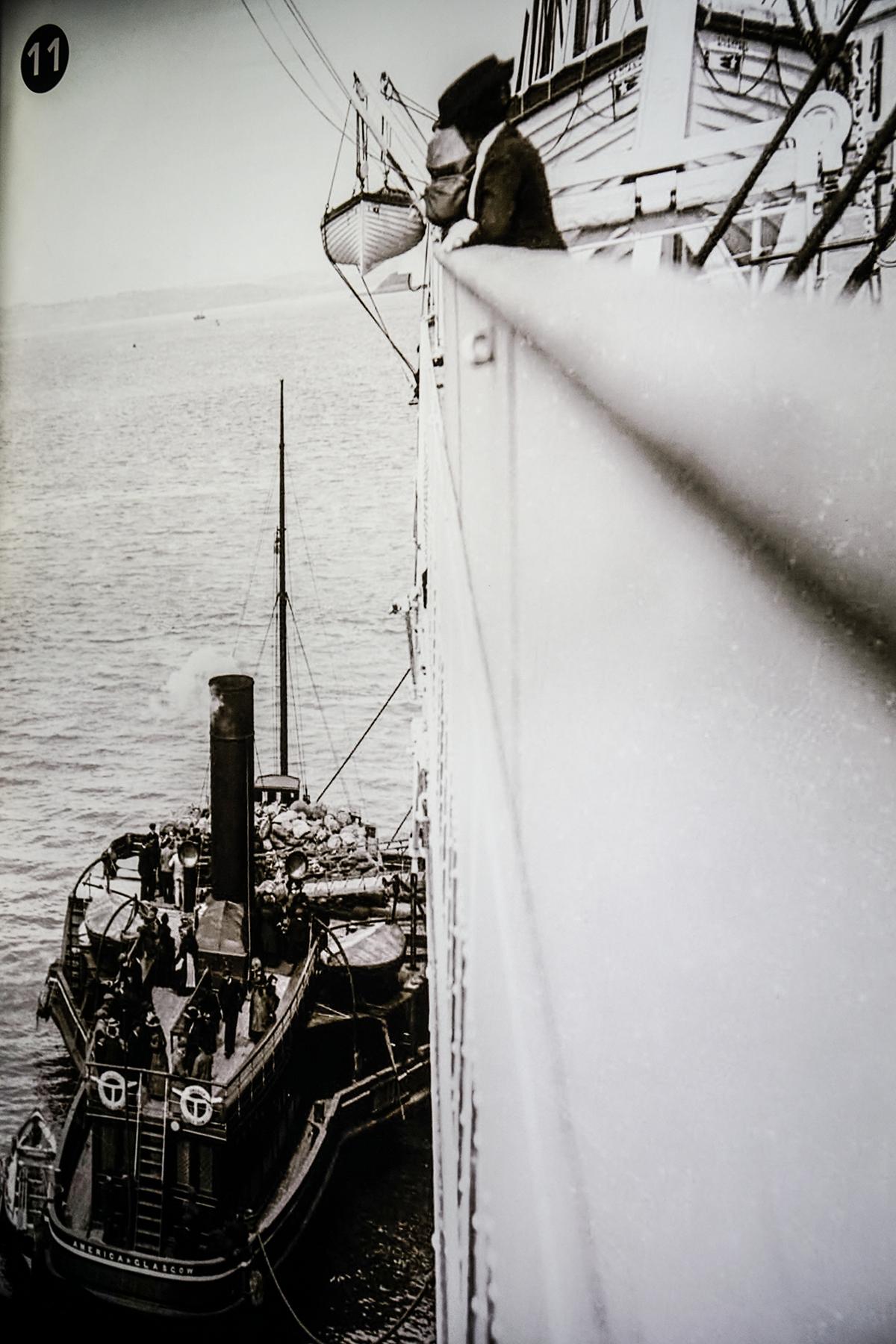 titanic uppsala