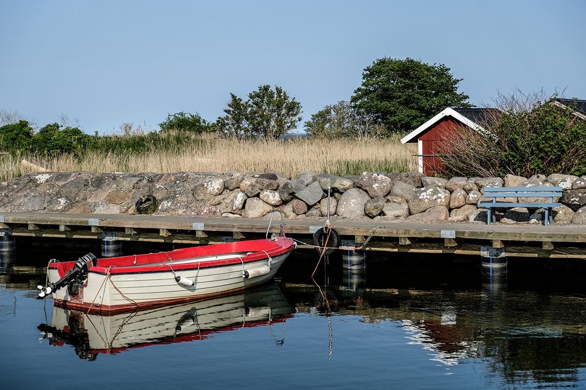 Kiviks hamn