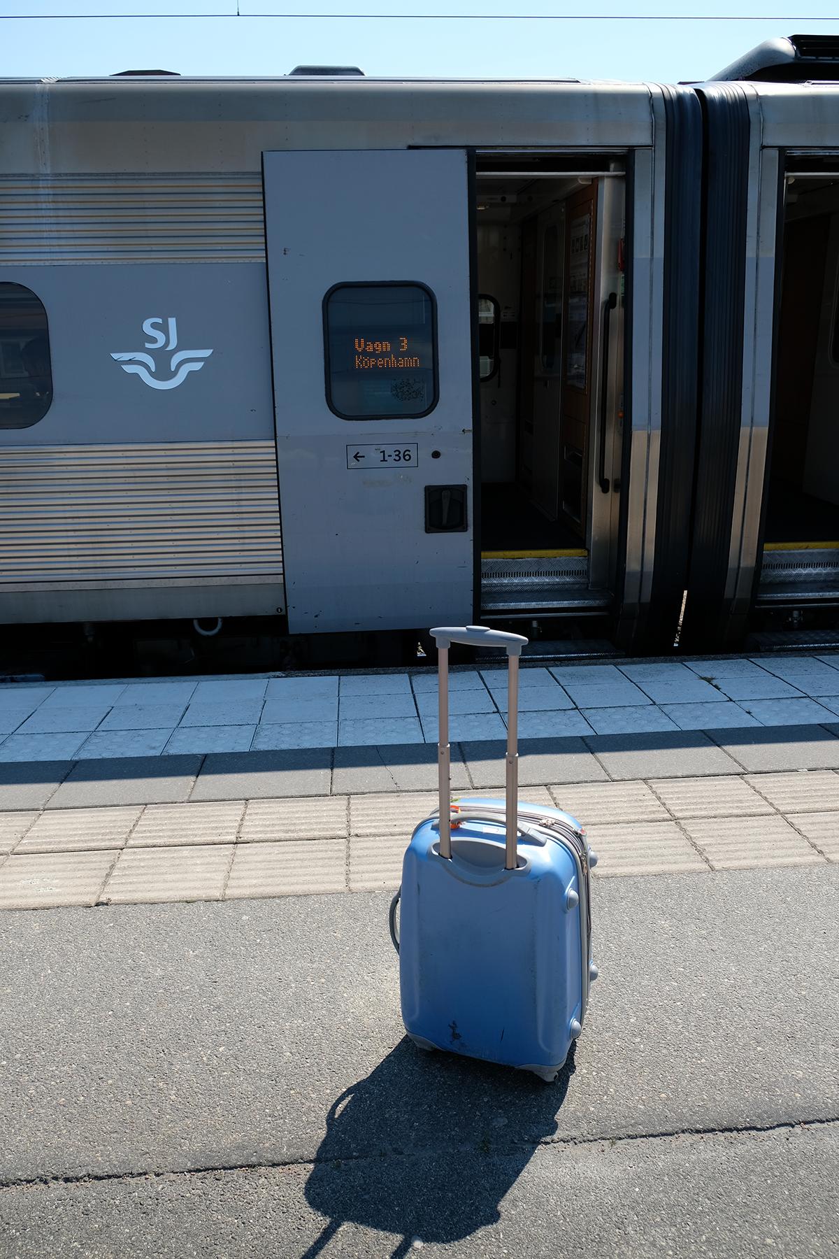 SJ väska
