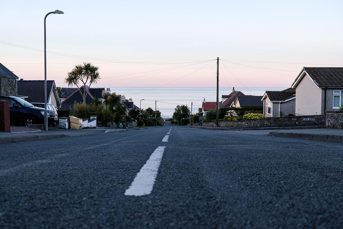 Benllech beach Wales