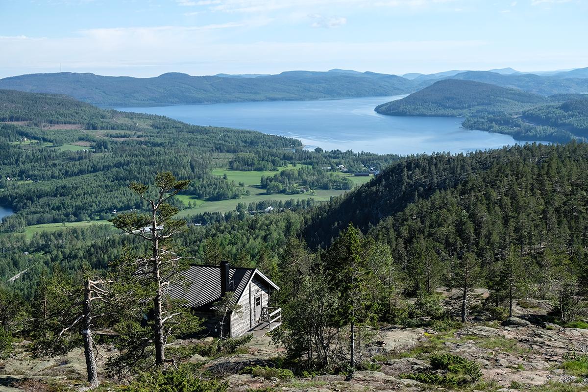 höga kusten Skuleberget